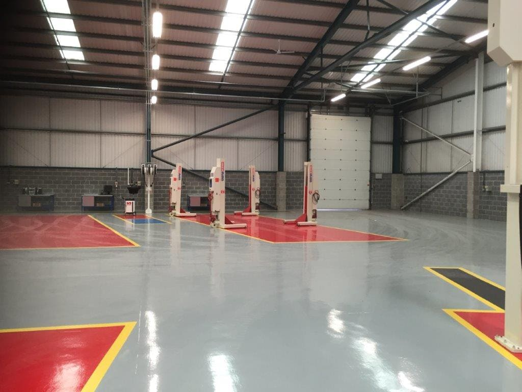 Mobile Lifts for Garages and Workshops